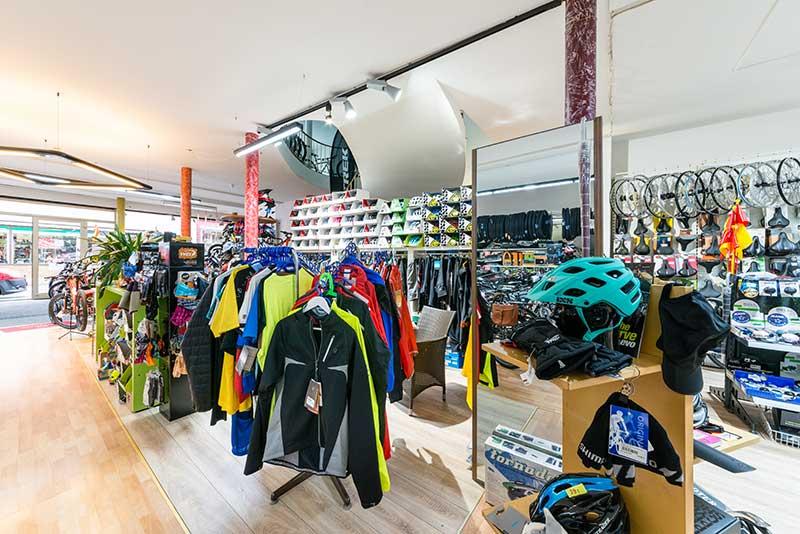 Fahrrad-Rothweiler - Geschäft